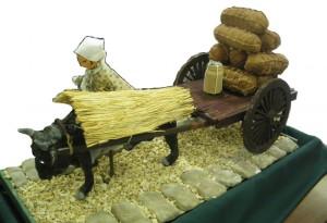 牛車模型2